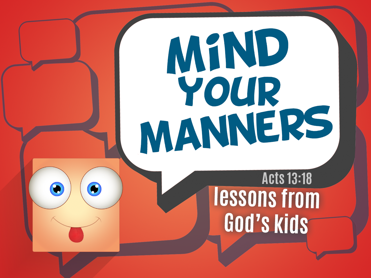 Mind Your Manners >> Vbs Mind Your Manners 4 3 Kidzblast Com
